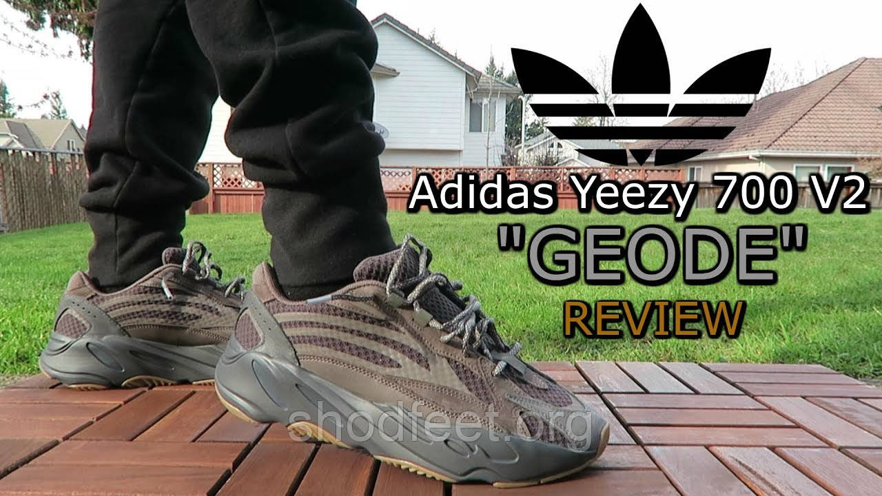 """Мужские кроссовки Adidas Yeezy Boost 700 v2 """"Geode"""""""