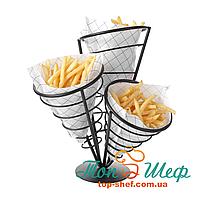 Подставка для картофеля-фри Hendi 630921