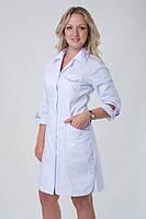 Халат медицинский женский большого размера