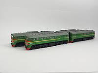 ROCO 73794  двухсекционный тепловоз 2М62-0066 1/87, фото 1