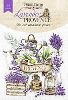 Висічки - Lavender provence - Fabrika Decoru - 54 шт.
