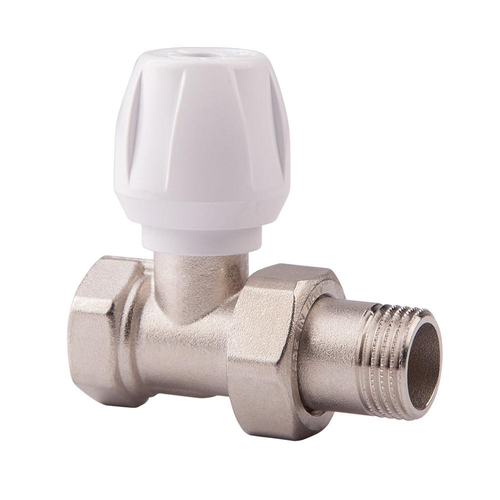 Прямой ручной вентиль простой регулировки 3/4 ICMA 813 (Италия)