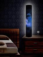 Светильник «Синие сферы»