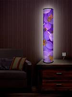 Дизайнерский  светильник  «Цветы»
