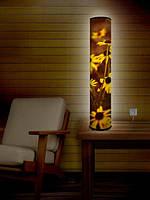 Дизайнерский  светильник  «Осенние цветы»