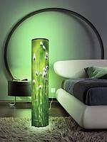 Дизайнерский  светильник  «Цветущая трава»