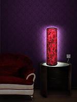 Дизайнерский  светильник  «Россыпь алых роз»