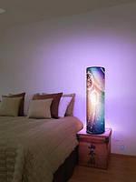 Дизайнерский светильник  «Снег идет»