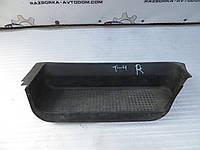 Накладка порога переднего правого VW Transporter T4 (1992-2003) OE:705863736B, фото 1