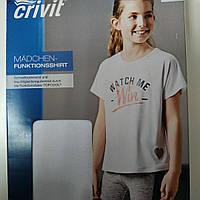 Спортивные футболки девочке Crivit 146\152, фото 1