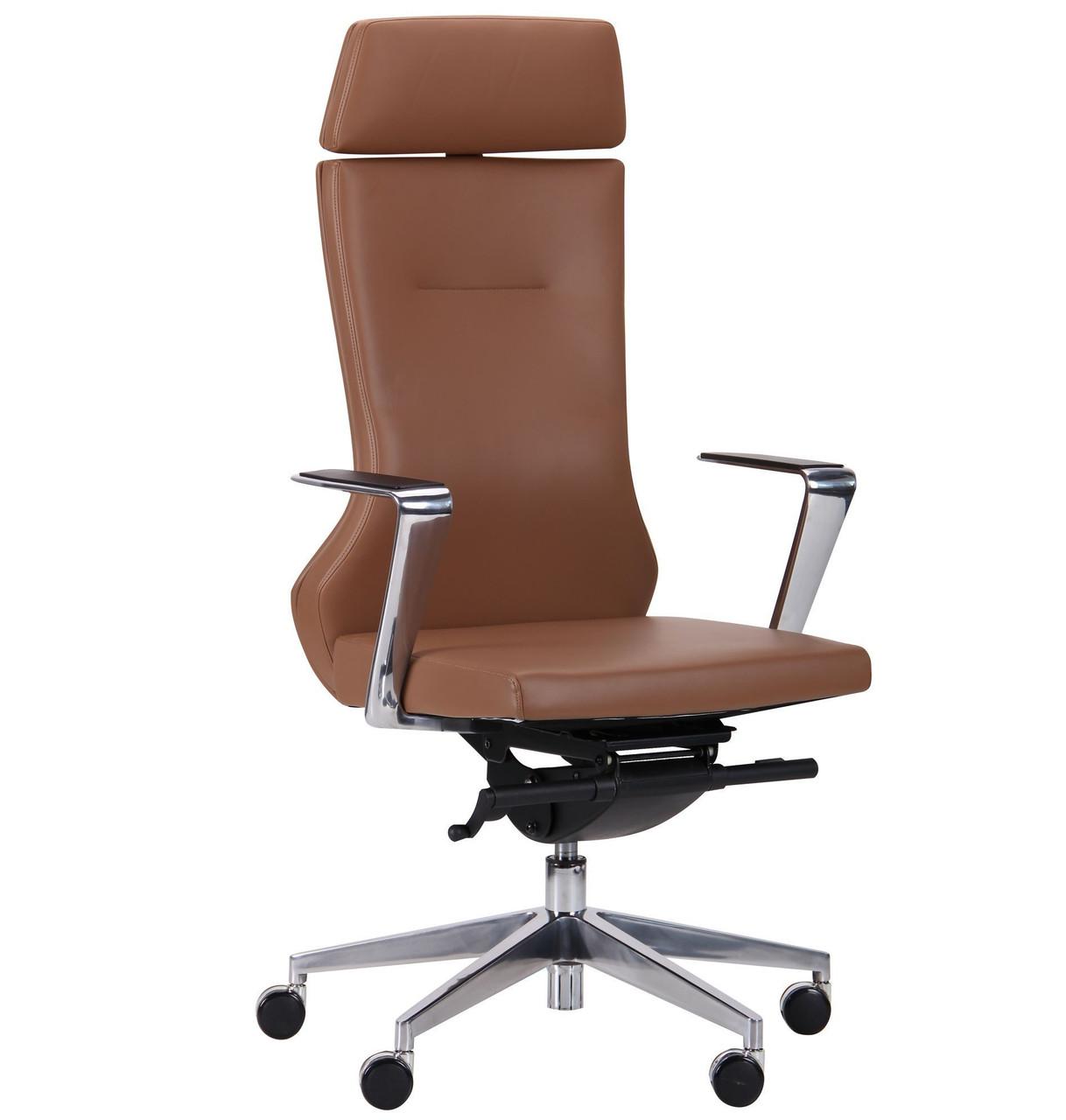 Офисное кресло Marc HB Brown Коллекция Empire, ТМ AMF
