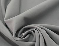 Креп костюмка (Барби) Серый