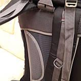 Туристический рюкзак 68 литров вместительный стильный, фото 6