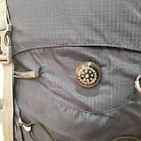 Туристический рюкзак 68 литров вместительный стильный, фото 7