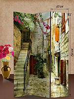 «Уютная улочка в цветах»