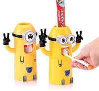 Дозатор зубной пасты Миньон dzmin111, фото 1