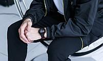 Смарт браслет SENBONO CF58 Black с тонометром, фото 10