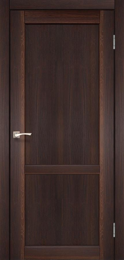 Двери Korfad PL-01 Орех