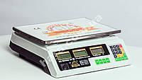 Весы Торговые Электронные 40 кг(Нержавейка)
