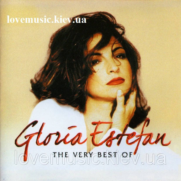Музичний сд диск GLORIA ESTAFAN Very best of… (2006) (audio cd)