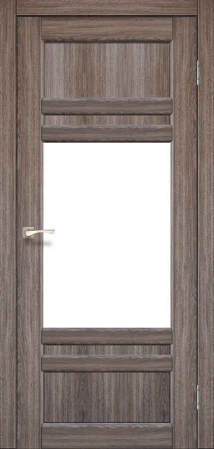 Двери Korfad TV-01 Дуб грей