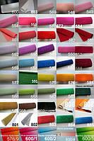 Креп бумага металлизированная зеленая №804