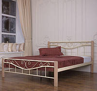 Кровать двуспальная металлическая Эмили