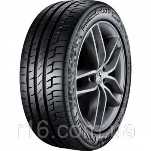 275/45 R20 Continental PremiumContact 6 110Y XL FR Літні шини Німеччина 21 рік