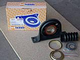 Подшипник подвесной MB Sprinter/VW Crafter 06- (d=47mm) (пыльник + хомуты), фото 4