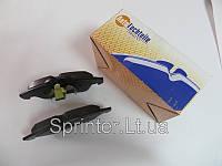 Колодки тормозные передние MB Sprinter 208-316 96- Ate