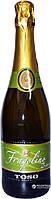 """Шампанское (вино)  игристое """" Fragolino Toso Bianco """" ( земляничное) Италия 750мл"""