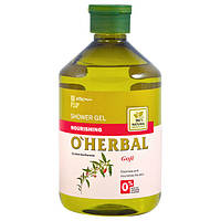 O Herbal гель для душу Живильний 500 мл