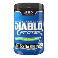 Протеин ANS Performance Diablo Protein US ванильное мороженное 0,68 кг