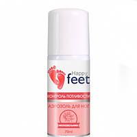 Аерозоль для ніг контроль пітливості ТМ Хеппі Фіт / Happy Feet ялівець 70 мл