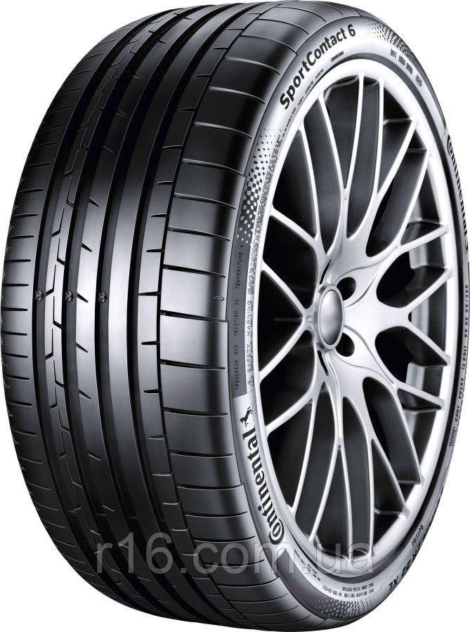 265/45 R20 Continental SportContact 6 108Y XL FR MO1 Літня шина Чехія 20 рік