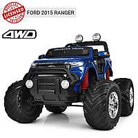 Электромобиль детский джип Ford Ranger (Monster Truck) M 4013EBLRS-4 | Крашеный корпус