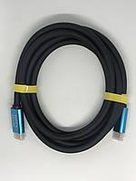 Кабель видео HDMI-HDMI (2.0V) 2K*4K 5м