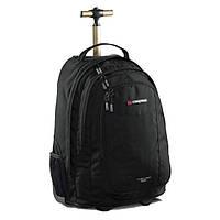 Сумка-рюкзак на колесах Caribee Flight Deck 40 Black