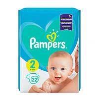 Подгузники для детей New Baby ТМ Памперс / Pampers (4-8 кг) №22