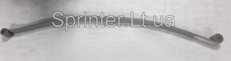 Рессора задняя коренная MB Sprinter 208-316/VW LT 28-35 (однолистовая/с сайлентблоками) TES 337130-01