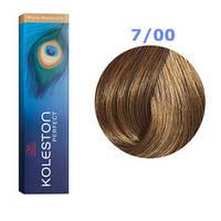 Краска для волос Wella Koleston Perfect № 7/00 (натуральный средний блонд) - pure naturals