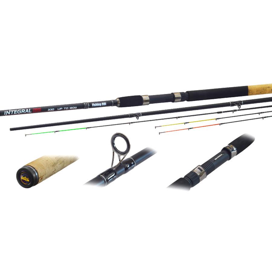 Фидер Fishing Roi Integral Feeder 3.60м до90гр 3+3