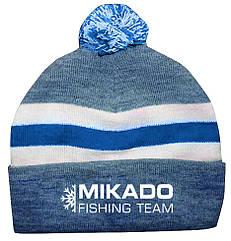 Шапка Mikado Fishing Team UM-UC005