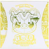 Elizavecca, Hell-Pore Gold, патчи для глаз с гиалуроновой кислотой, 60 патчей, 3,17 унц. (90 г)