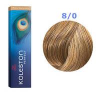 Краска для волос Wella Koleston Perfect № 8/0 (светлый блонд) - pure naturals