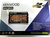 Автомобільний підсилювач звуку Kenwood 4000 W - MRV 1907U  4-х канальний