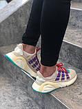 Стильні чоловічі кросівки Adidas ZX 600, фото 2