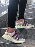 Стильні чоловічі кросівки Adidas ZX 600, фото 3
