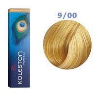 Краска для волос Wella Koleston Perfect № 9/00 (очень светлый блонд натуральный) - pure naturals