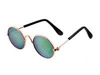 Сонцезахисні окуляри для тварин Hoomall Синій
